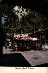 The French Sidewalk Cafe in the International Bazaar