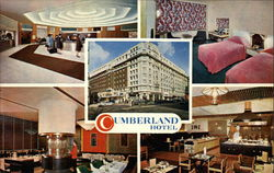 Cumberland Hotel - Marble Arch Postcard