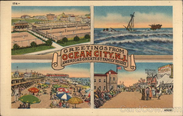 Americas Greatest Family Resorts Ocean City New Jersey