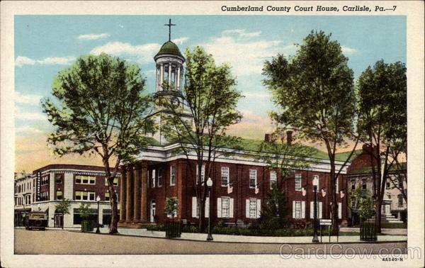 pennsylvania cumberland county carlisle