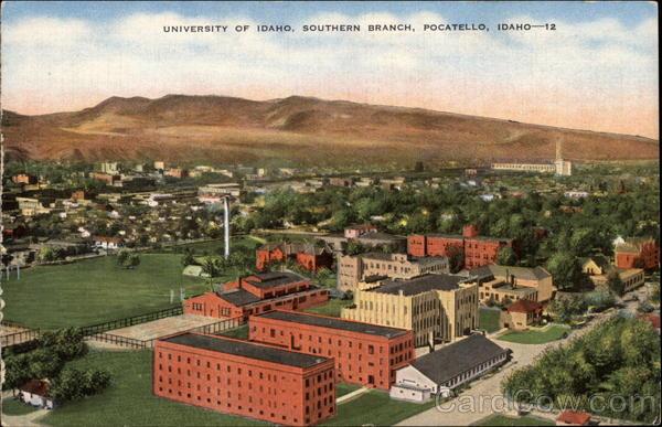 University of Idaho, Southern Branch Pocatello