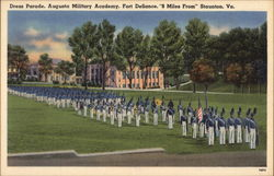 Dress Parade, Augusta Military Academy