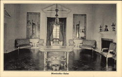 Monticello - Salon