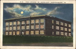 High School, by Moonlight