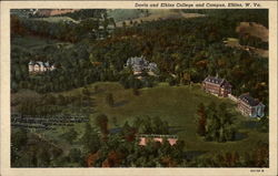 Davis and Elkins College and Campus