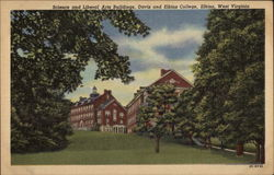 Science and Liberal Arts Building, Davis and Elkins College