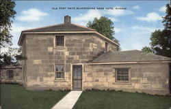 Old Fort Mays Blockhouse