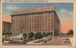 Dupont Hotel and Rodney Square