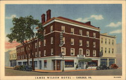 James Wilson Hotel, High and Pitt Sts