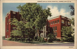 Connellsville State Hospital