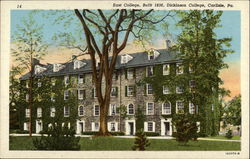 East College, Built 1836, Dickinson College