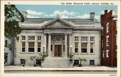 The Bosler Memorial Public Library