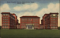 Brown Hospital, Veterans Administration Center