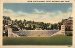 Stadium, University of West Virginia