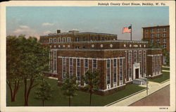 Raleigh County Court House