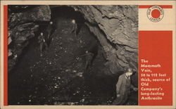 The Mammoth Vein - Coaldale Colliery