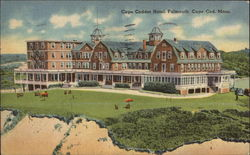 Cape Codder Hotel, Cape Cod