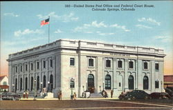 United States Post Office and Federal Court House