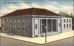 Post Office - South Main Street
