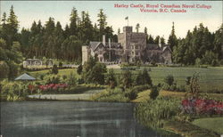 Hatley Castle, Royal Canadian Naval College
