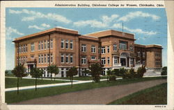 Administration Building, Oklahoma College for Women