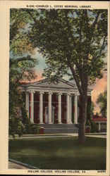Charles L. Cocke Memorial Library, Hollins College