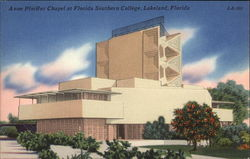 Anne Pfeiffer Chapel at ida Florida Southern College