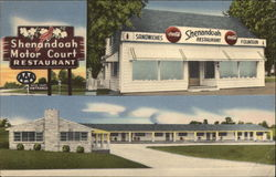 Shenandoah Motor Court and Restaurant
