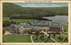The Lodge of Skytop Club