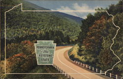 Pennsylvania, the Keystone State