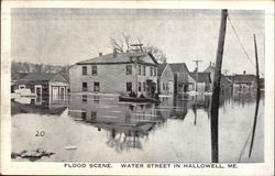 Flood Scene, Water Street