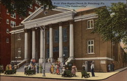 "First Baptist Church - Located in ""The Sunshine City"""