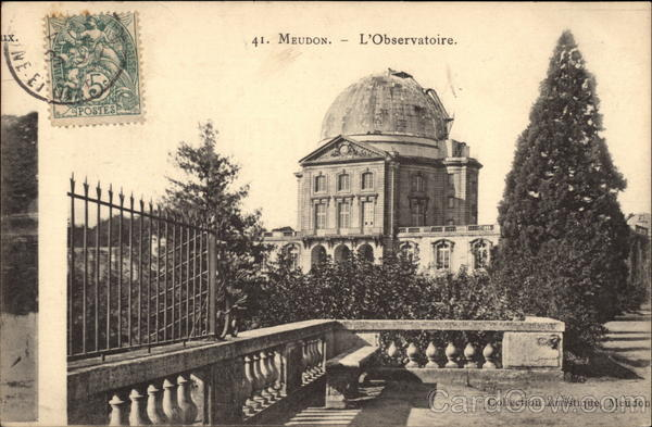 The Observatory Meudon France
