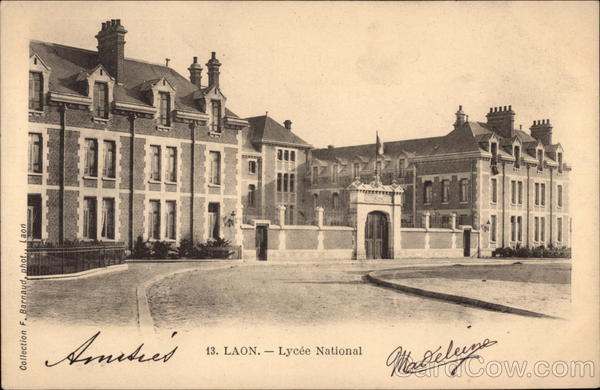 Lycee National Laon France
