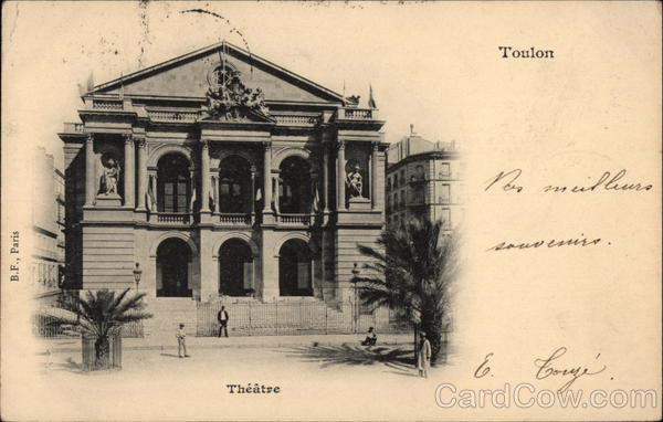 Theatre Toulon France