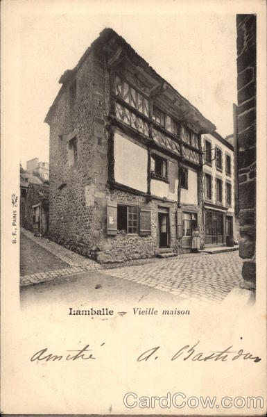 Vieille Maison - Old House Lamballe France