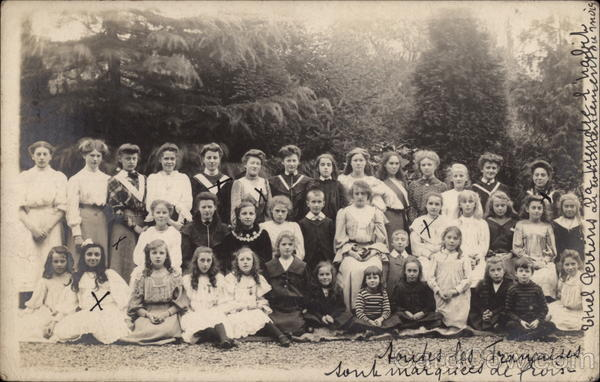 Group of Young Women Coventry United kingdom Warwickshire