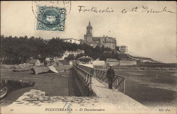 El Desembarcadero Fuenterrabia Spain