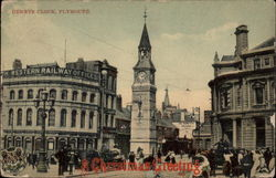 Derrys Clock, Plymouth