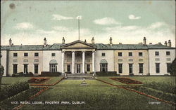 Phoenix Park - Vice Regal Lodge