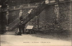 The Terrace and Fire Escape