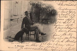 Frederic Mistral - French Writer Postcard