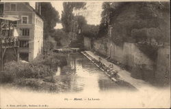 Le Lavoir - Wash Day