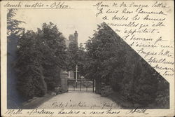 Gate, Acocks Green Postcard