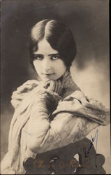 Cleo de Merode - French Dancer