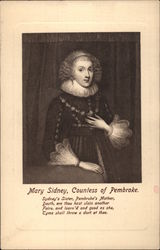 Mary Sidney, Countess of Pembroke