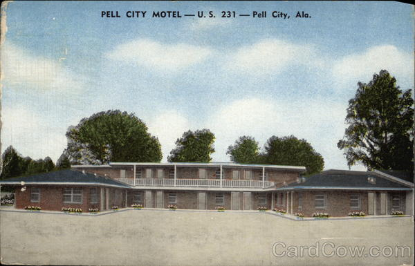 Pell City Motel Alabama