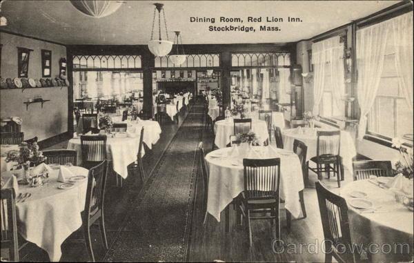 dining room red lion inn stockbridge ma. Black Bedroom Furniture Sets. Home Design Ideas