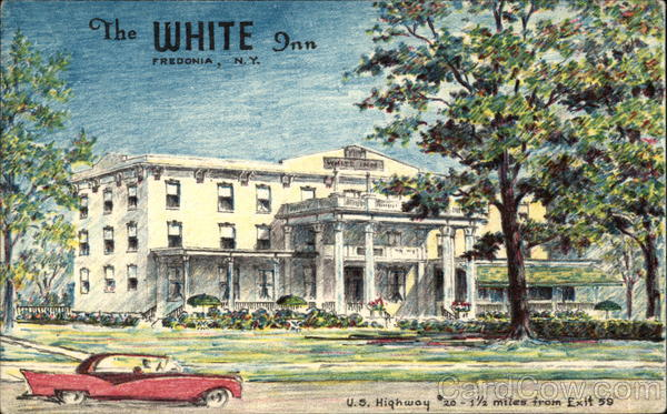 The White Inn, U.S. Highway #20 - 1 1/2 Miles From Exit 59 Fredonia New York