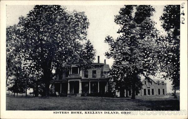 Sisters Home Kelleys Island Ohio